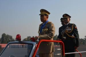 Deputy Commander-in-Chief Defence Services Myanmar- Soe Win