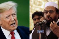 Hafiz Saeed Donald Trump