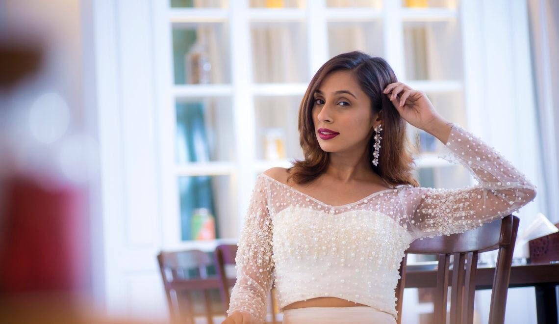 Beauty blogger and TV host Hesha Chimah's rising success in beauty and television industry is remarkable