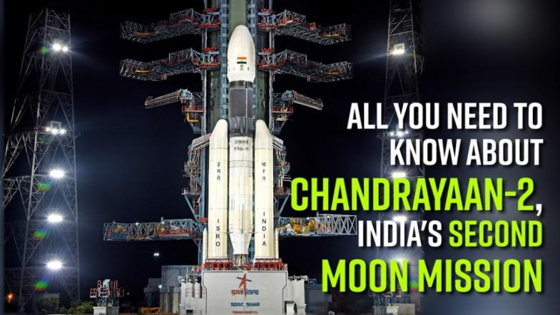 All you need to know about Chandrayaan-2, Indias second moon mission