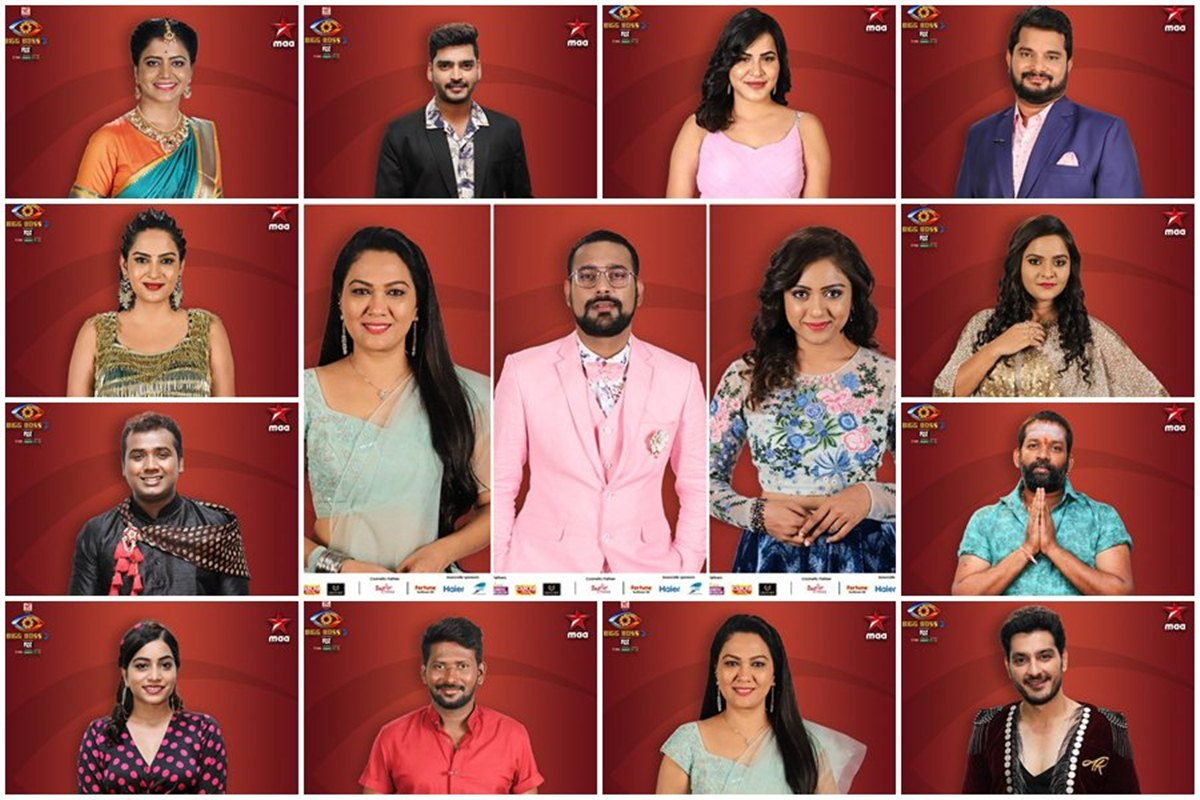 Bigg Boss Telugu 3 contestants profile and pictures: Meet 15