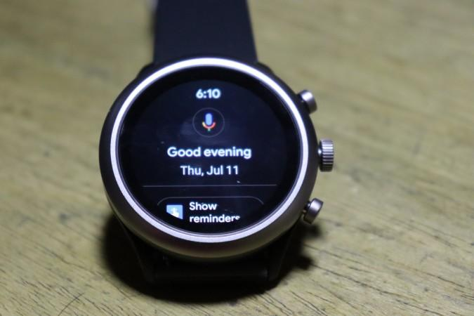 Fossil Sport Review A Sporty Smartwatch For Everyday Use Ibtimes India