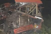 Bus accident Maharashtra