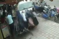white SUV bengaluru