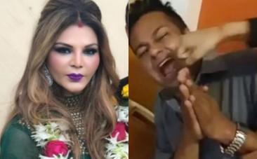 Rakhi Sawant's marriage is fake gimmick, Deepak Kala slap video also staged