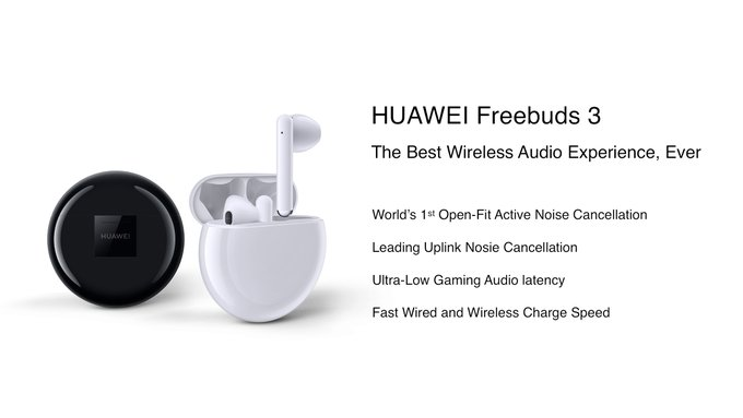 Huawei took Apple AirPods and made them better: They come in
