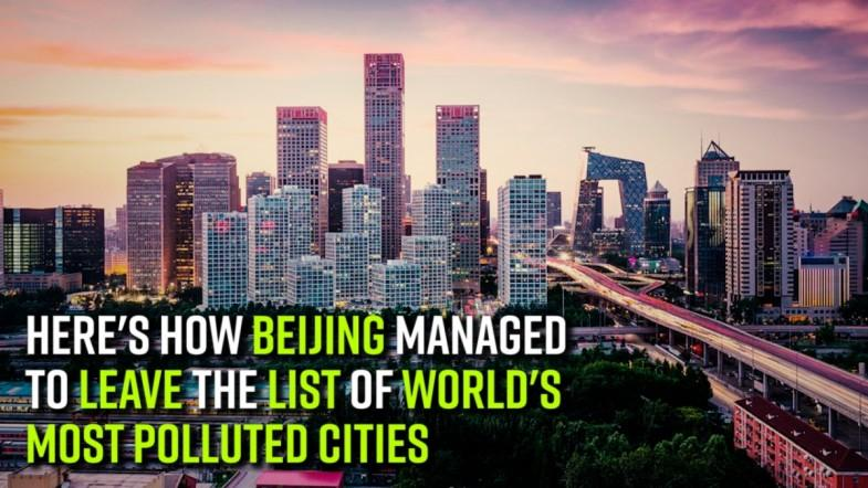 Heres how Beijing managed to leave the list of worlds most polluted cities