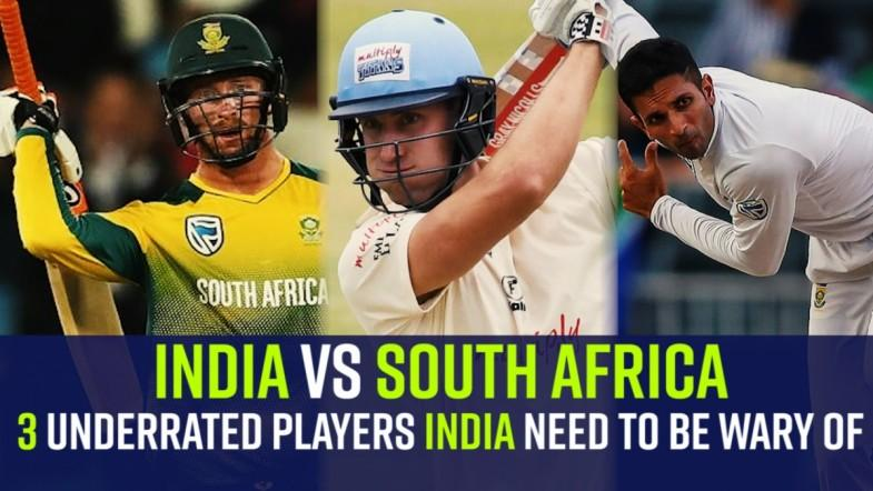 India vs South Africa: 3 underrated players India need to be wary of