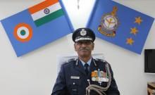 Air Marshal C Harikumar of the Indian Air Force (IAF)