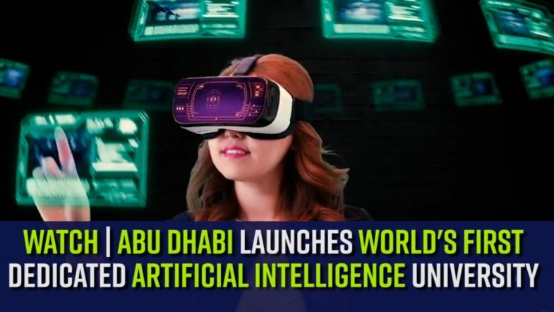 Watch | Abu Dhabi launches worlds first dedicated artificial intelligence university