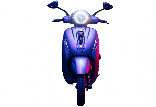 Launch of the Bajaj Chetak electric scooter in India