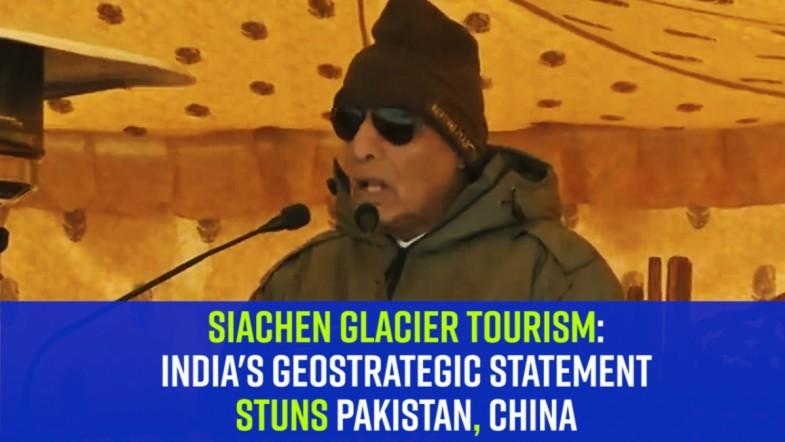 Siachen Glacier tourism: Indias geostrategic statement stuns Pakistan, China