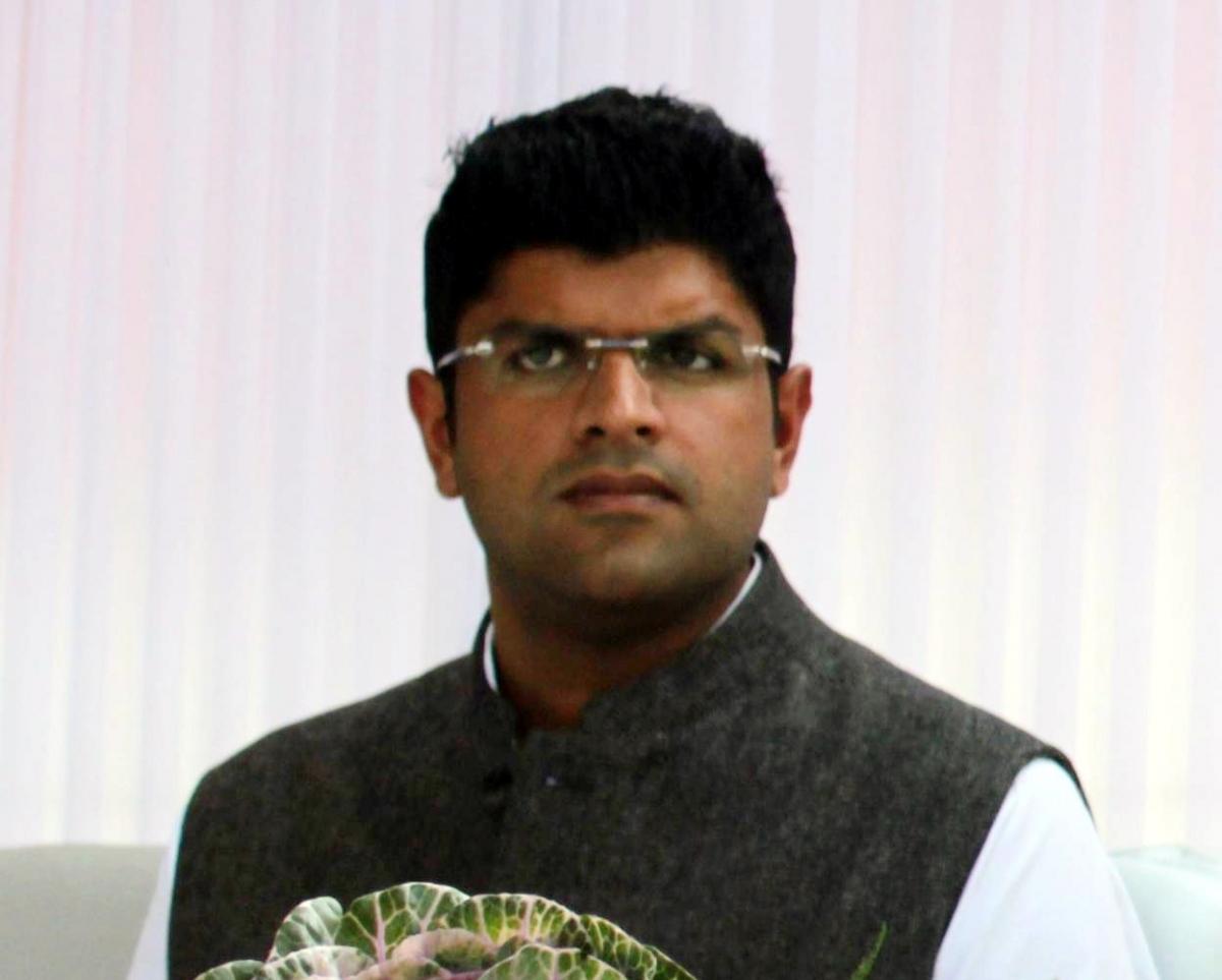 Il vice CM inaugura il primo complesso sportivo multipiano di Haryana
