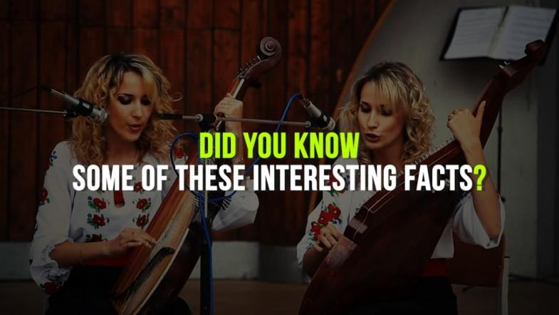 Did you Know some of these interesting facts