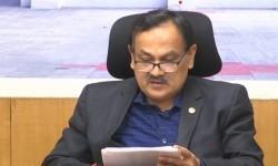Chief Electoral Officer of Karnataka, Sanjeev Kumar