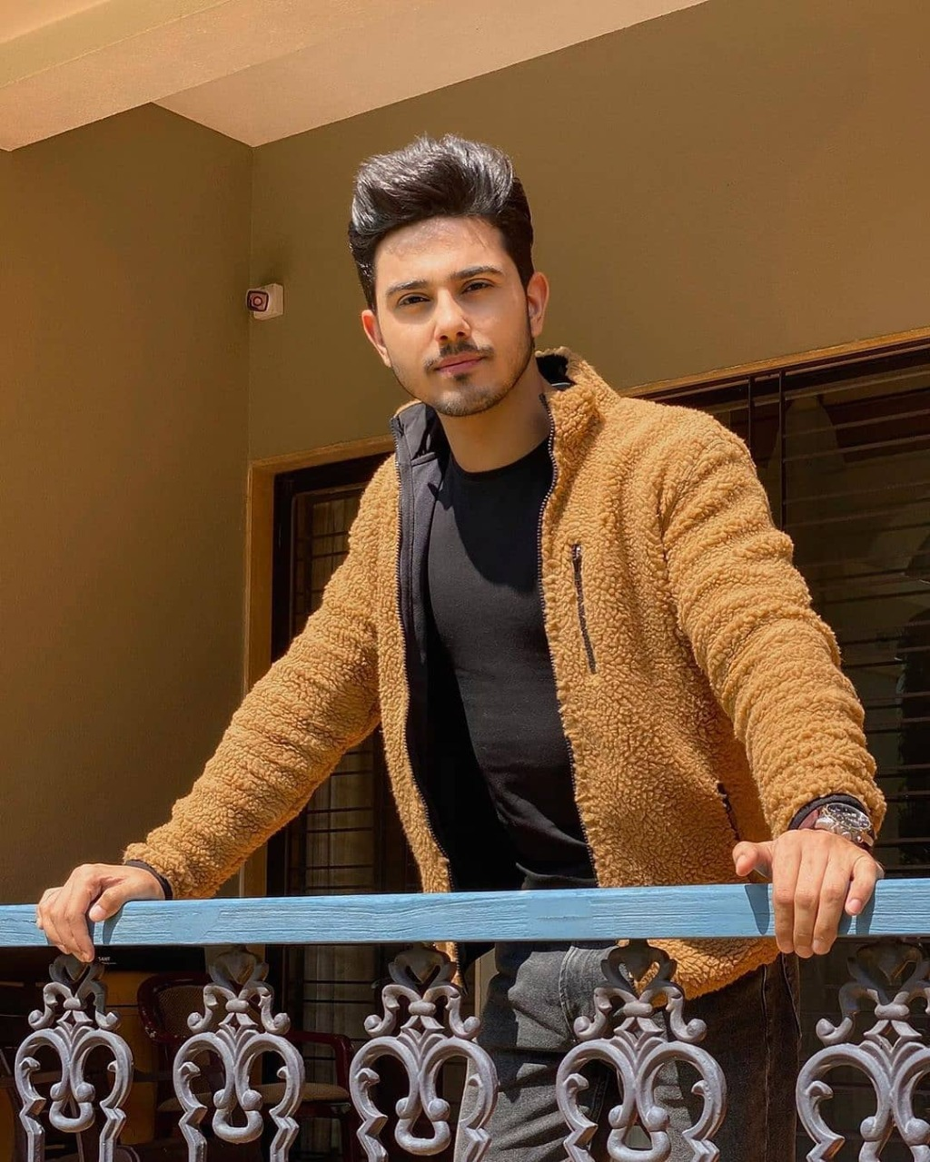 Sunny Chopra a social media influencer with great power and excellence