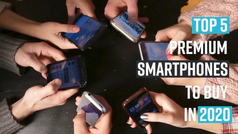 智能手机的智能手机在2020年的价值