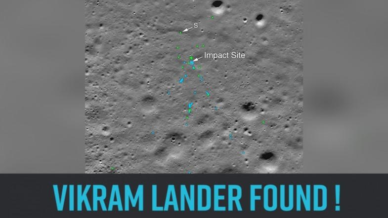 Meet the Chennai-based engineer who discovered the Vikram lander debris