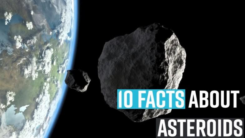10 Facts about asteroids