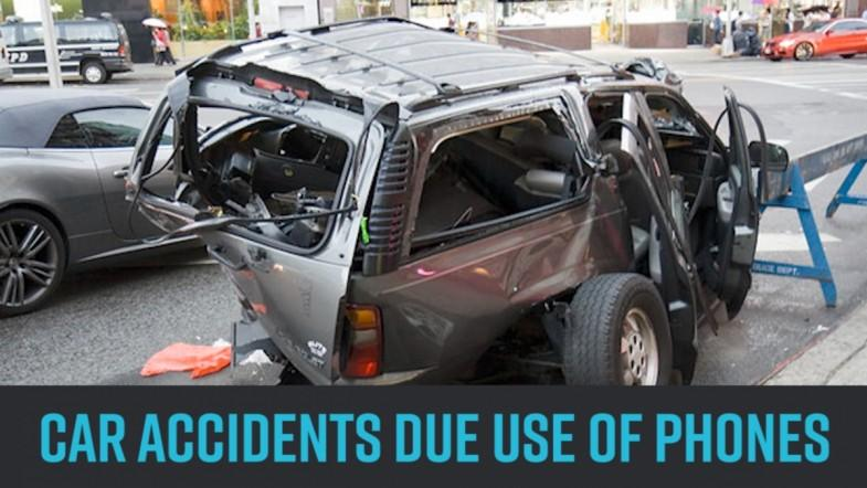 Texting while driving creates havoc on roads