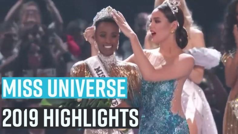 Miss Universe 2019 highlights.