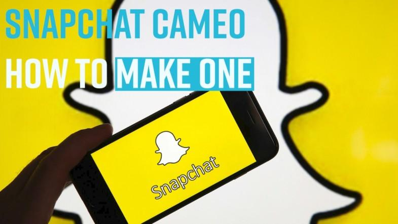 Snapchat Cameos | How to make your own cameos