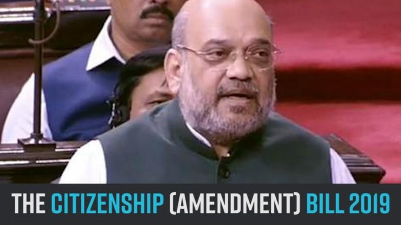 Citizenship (Amendment) Bill 2019