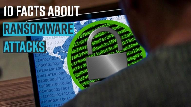 10 facts about ransomeware
