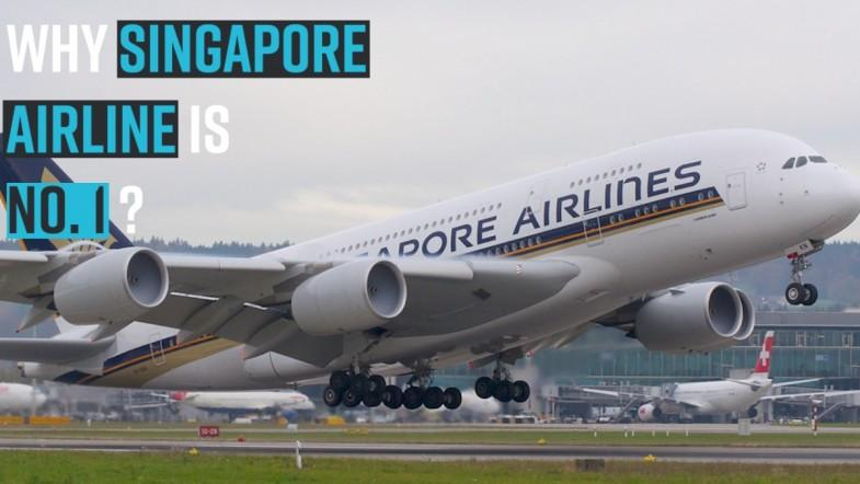 Why Singapore Airlines was voted worlds number one airline?