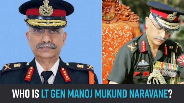 Who is Lt Gen Manoj Mukund Naravane? Indias next Army Chief