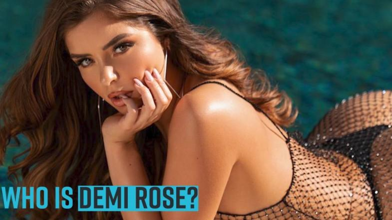 Who is the British Bombshell, Demi Rose Mawby? Everyone is talking about her