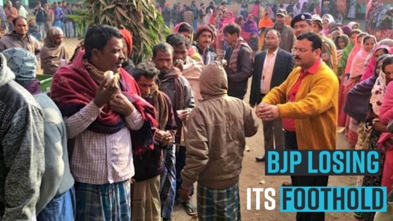 Jharkhand may be 5th state the BJP may lose in 2019