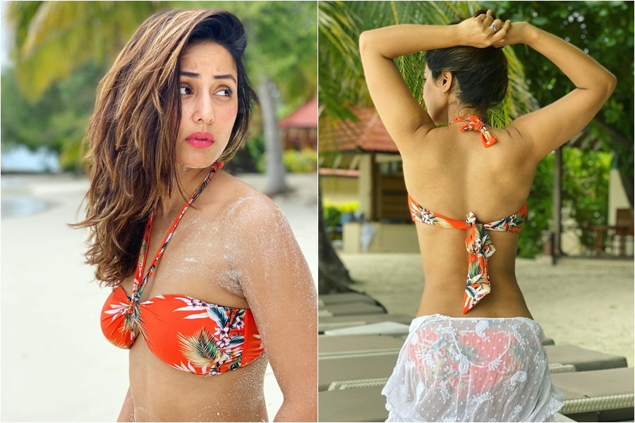 Bikini babe Hina Khan flaunts her curves like never before [Hot ...