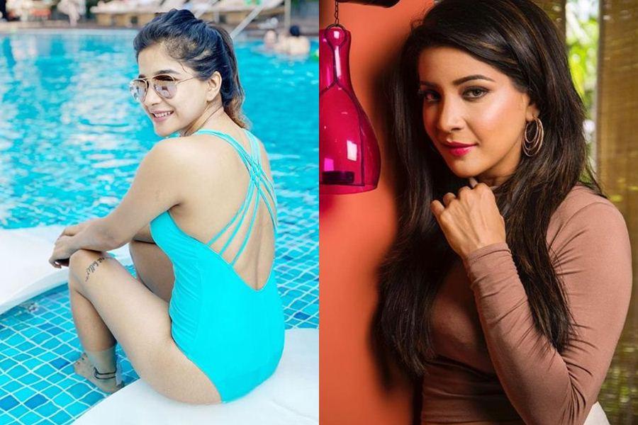 Bigg Boss Tamil contestant Sakshi Agarwal's bikini-clad avatar goes viral  [Photo] - IBTimes India