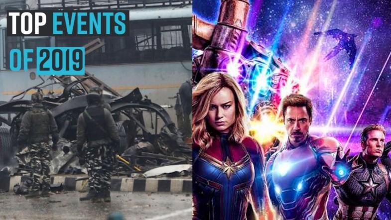 Top events of 2019