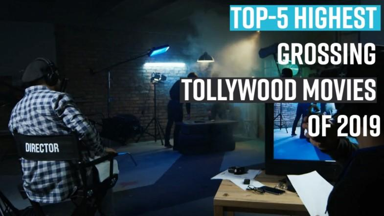 Top-5 Highest grossing Tollywood movies of 2019