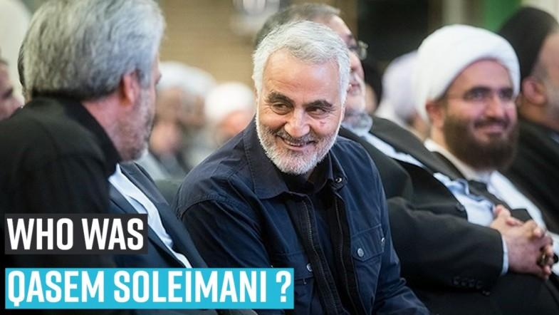 Who was Qasem soleimani?