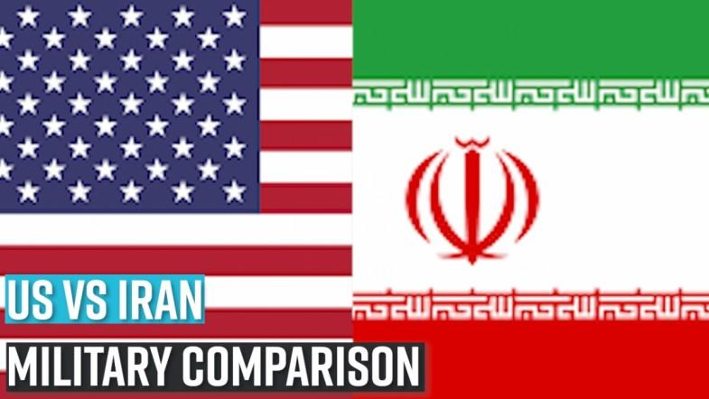 US VS Iran MIlitary comparision