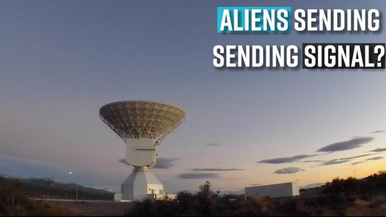 Top mysterious radio signals came from space