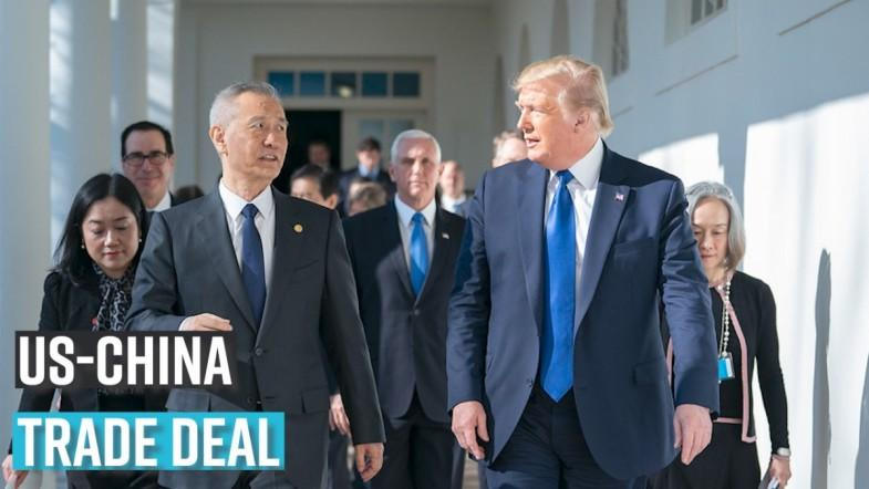US China Trade deal