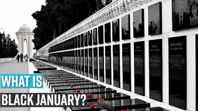 What is black January?
