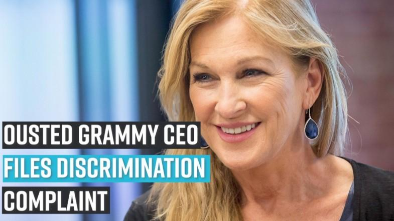 Ousted Grammy CEO files discrimination  complaint against Recording Academy