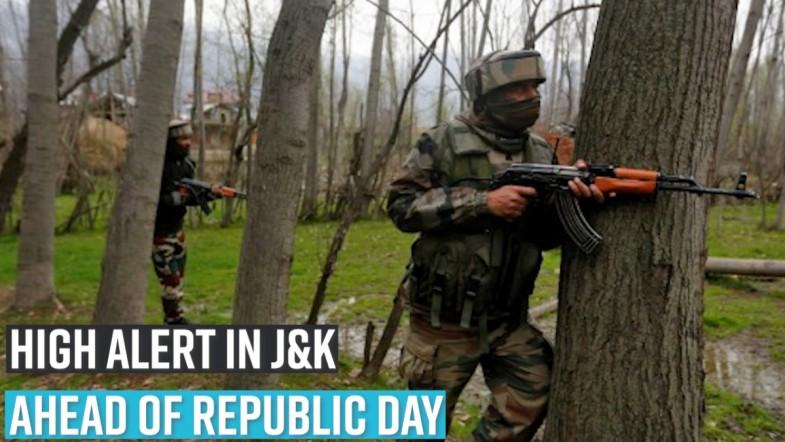 High alert in J and K ahead of Republic Day