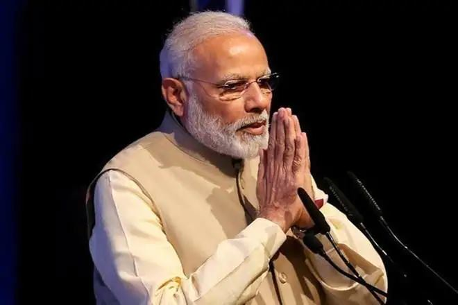 'Thinking of giving up my social media accounts,' PM Modi tweets