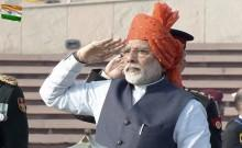Narendra Modi at national war memorial