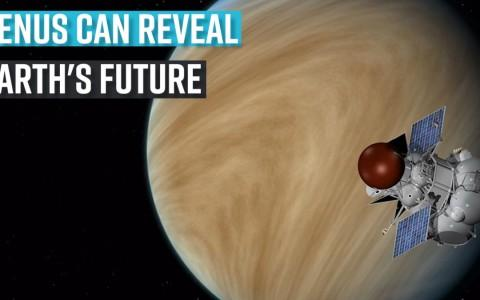 Venus can reveal Earth's future