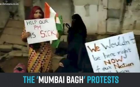The 'Mumbai Bagh' protests