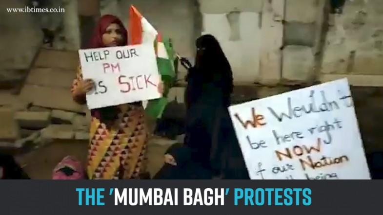 The Mumbai Bagh protests