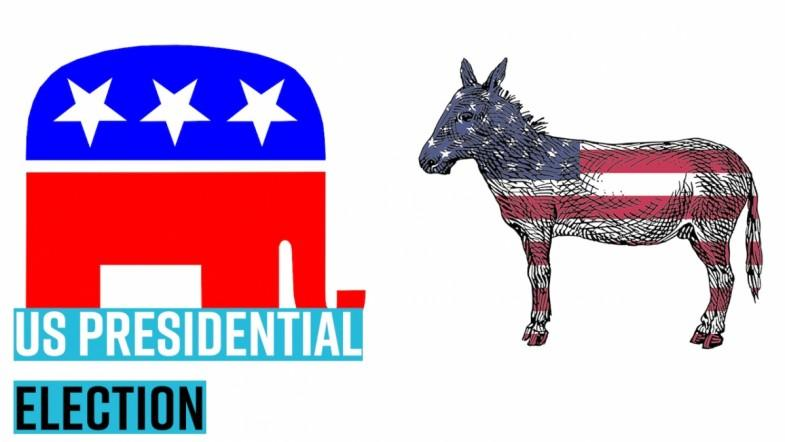 The Presidential Primary is happening in the US