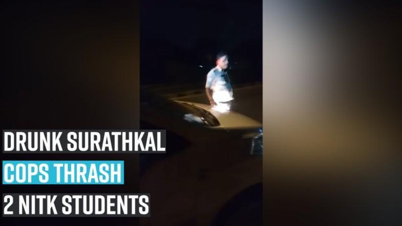 Drunk Surathkal cops thrash 2 NITK students